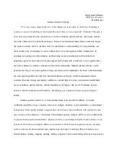 draft essay on domestic violence