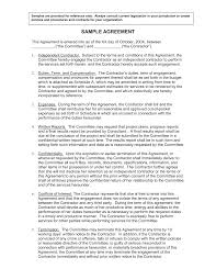 sample of contracts free 26 contract examples in pdf examples