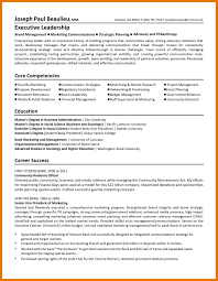 Director Of Development Resumes 9 10 Sample Resume For Fundraising Director