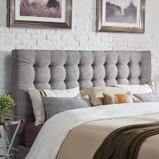 Briella-Tufted-Linen-Upholstered-King-size-Headboard-by-