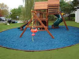 how to make rubber mulch by yourself
