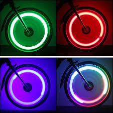 Spokelit Wheel Light Tzt Bike Spoke Lights Cycling Spokelit Bike Wheel Lights 3