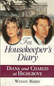 The Housekeeper's Diary: Charles and Diana at Highgrove | BookCrossing.com