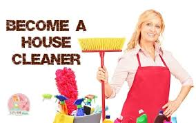 Cleaner House Become A House Cleaner Stay At Home Mum