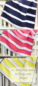 do it yourself divas: DIY: Baby Rag Quilts in Strips and Stripes & Remember this tutorial. Adamdwight.com