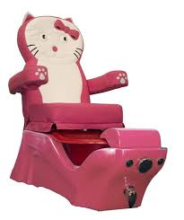 hello kitty kids furniture. hello kitty spa chair for kids manicure and pedicure furniture