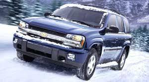 2002 Chevrolet Trailblazer Specifications Car Specs Auto123