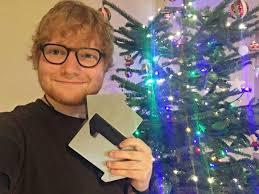 Ed Sheeran Scores Christmas Number One As George Michael