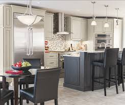 dark gray cabinets. Simple Dark Light Gray Anden Kitchen Cabinets In Dover Grey Stone With Dark Island  Storm With Dark Gray Cabinets T