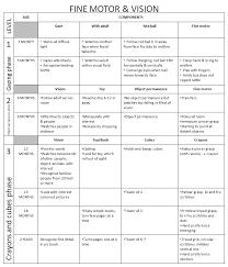 32 Disclosed Preschooler Milestones Chart