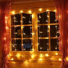 Weihnachts Lichterkette Fenster Weihnachten 2019