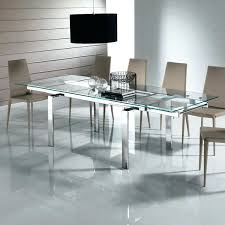 extendable glass table extendable glass dining table expandable glass table extendable glass dining table sydney