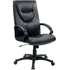 office chair genuine leather white. Leather Executive Office Chair High Back  Image La Z Boy . Genuine White