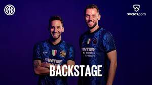 INTER X SOCIOS | EXCLUSIVE BACKSTAGE 👀📸 - YouTube