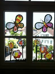 Fensterbild Schmetterling Cuarto Cosas De Bebé Nursery Baby