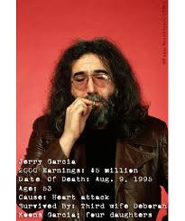 Jerry Garcia Quotes Best Earnings From The Crypt