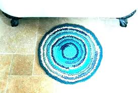 circular bathroom rugs small bath rug mats uk round fashion geometric round carpet