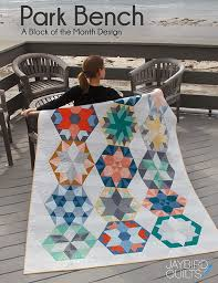 Jaybird Quilts & A full color book featuring eight distinct hexagon quilt blocks constructed  using the Hex N More & Sidekick rulers. Share your blocks, tops & quilts  online ... Adamdwight.com