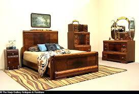 Vintage Art Deco Furniture For Sale Fascinating Antique Art Bedroom Vintage Art  Furniture Art Bedroom Set