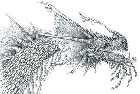 Dragon Coloring Page Real Dragon Coloring Pages Good Dragon Coloring