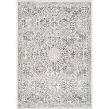 vintage minta grey 10 ft x 14 ft area rug