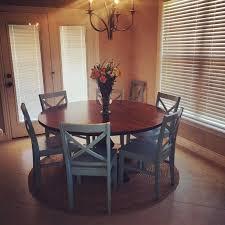 60 inch round kitchen table sets best of best 25 round 60 inch round pedestal kitchen
