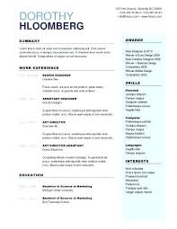 Resume Builder For Free Awesome resume builder for free daxnetme