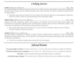 Cook Cover Letter Sample Cover Letter For Chef Job Cover Letter