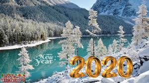Happy New Year 2020 Full Hd Nature Background Wallpapers