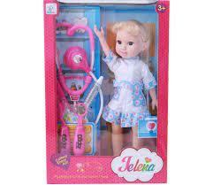 Búp bê đồ chơi cho bé gái - Tại Kids Plaza