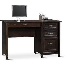 Sauder New Cottage Desk, Antiqued Black Paint