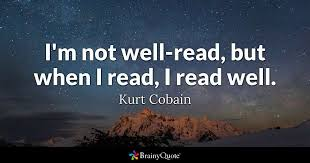 Kurt Cobain Quotes Stunning Kurt Cobain Quotes BrainyQuote