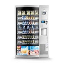 Debit Card Vending Machines Delectable Foodie Goodie Credit Debit Card Smart Food Court Vending Machine