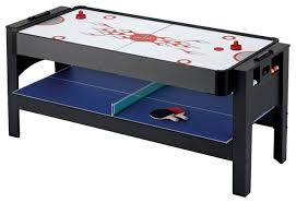 3 In, 1 Flip Game Table - Contemporary Tables by GLD Products