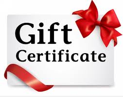 Holiday Gift Certificate Gift Certificate One Hundred Dollars For Naked Planet Jewelry Etsy