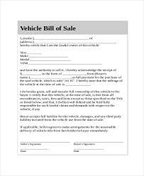 Free As Is Bill Of Sale Generic Bill Of Sale Template 17 Free Word Pdf Document