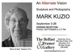 """Mark Kuzio postcard. """" - sept-2009"""
