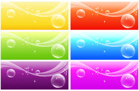 free banner backgrounds free vector banner background