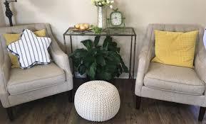 living room poufs. knitted-pouf-4 living room poufs t