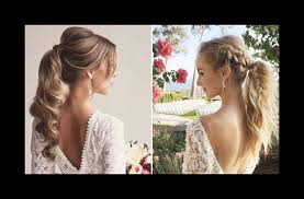 bridal hair trends wedding hair and makeup