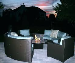 patio fire pit table costco