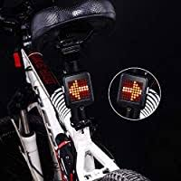 LED Bicycle Waterproof <b>Intelligent</b> Automatic Induction <b>Steering</b> ...