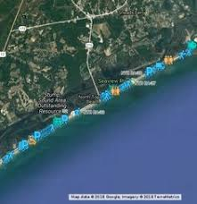 South Topsail Tide Chart 10 Best Topsail Island Images Beach Vacations Surf City