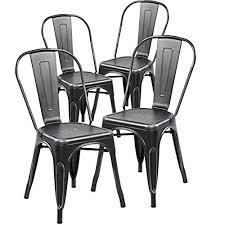 distressed metal furniture. Black Distressed Dining Chairs Great Amazon Com Decorating Ideas 34 Metal Furniture