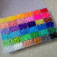 5mm hama beads 12 box set3 big template 5 iron papers 2tweezers 5mm hama beads 36 colors 12 000pcs box set 3 big template 5 iron