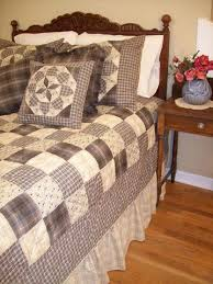 Country Patchwork Quilt Sets | Retro Barn Country Linens & Clementine Handcrafted Quilt Set - Retro Barn Country Linens - 1 ... Adamdwight.com