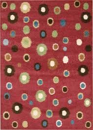 nourison perception per10 red rug contemporary area rugs