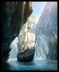 Assassins Creed Iv Black Flag Concept Art By Raphael Lacoste