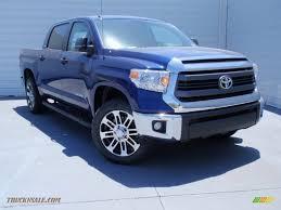 2014 Toyota Tundra TSS CrewMax in Blue Ribbon Metallic - 076955 ...