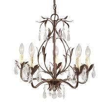 crystal bronze chandeliers hanging lights lighting delightful old world image chandelier